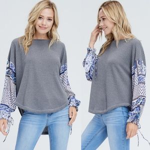 ERIENNE Thermal Top - CHARCOAL
